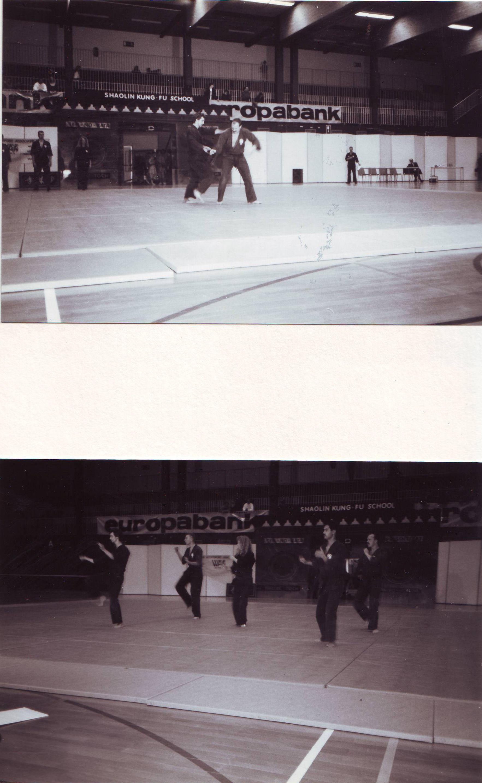 1986-1990 Eerste NL Kenpo demoteam
