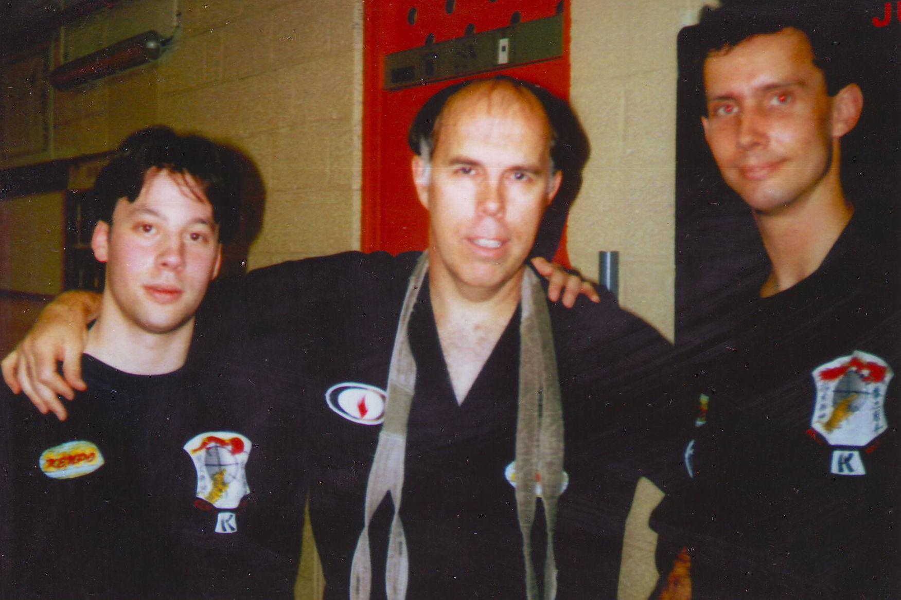 1992-1993 Maringka, Skip Hancock, Branger