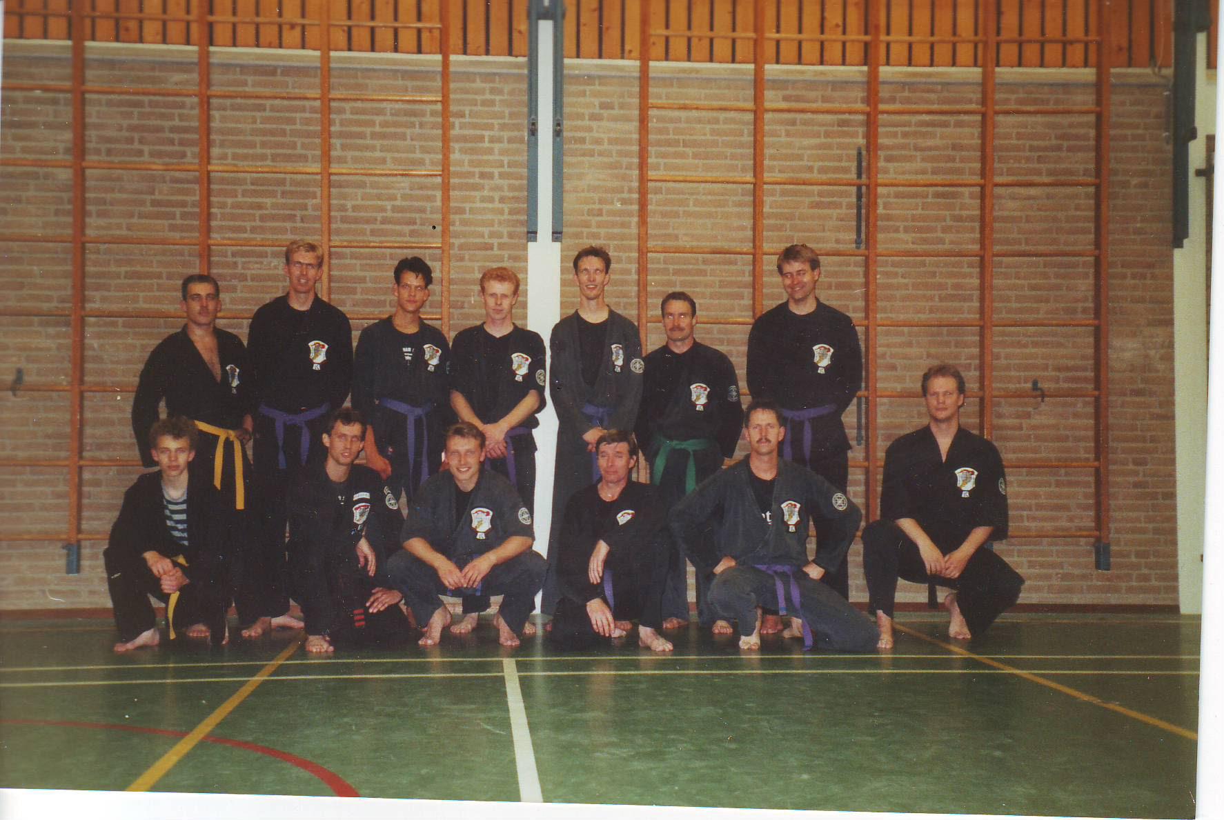 1994-1995 groepsfoto IJsselstein