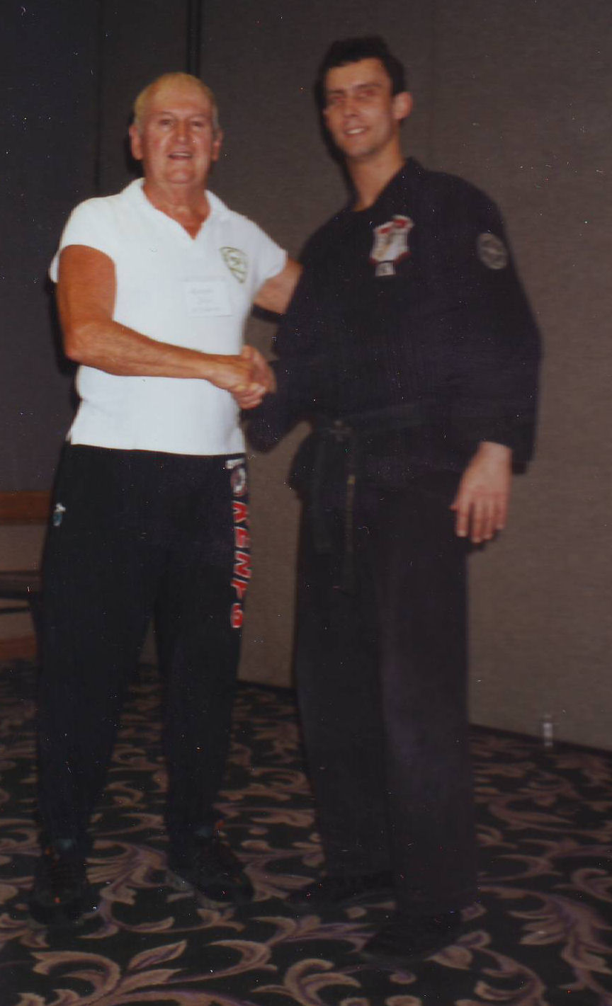 1999 Las Vegas John McSweeney-Branger